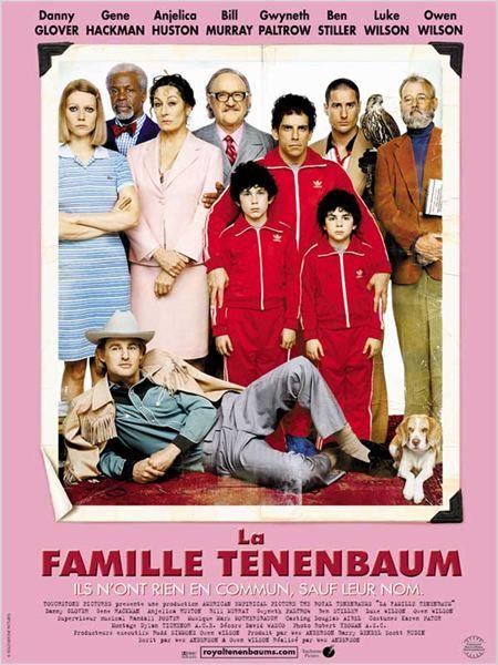 La Famille Tenenbaum : affiche