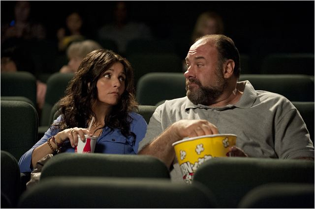 All about Albert : Photo James Gandolfini, Julia Louis-Dreyfus