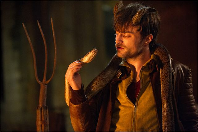 Horns : Photo Daniel Radcliffe