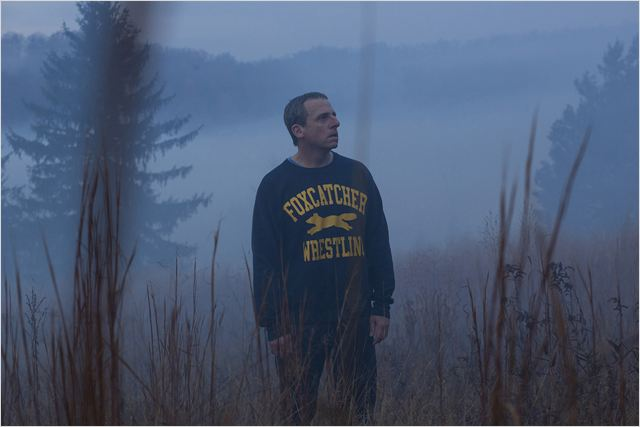 Foxcatcher : Photo Steve Carell