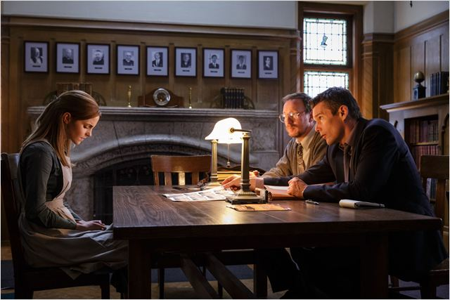 Regression : Photo David Thewlis, Emma Watson, Ethan Hawke