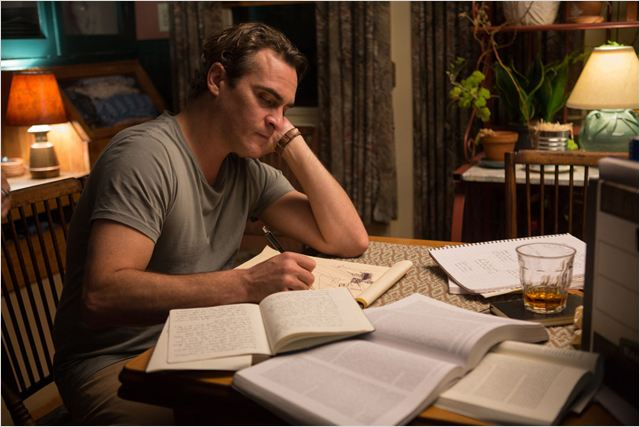 L'Homme irrationnel : Photo Joaquin Phoenix
