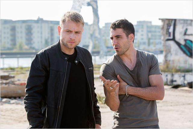 Photo Max Riemelt, Miguel Ángel Silvestre