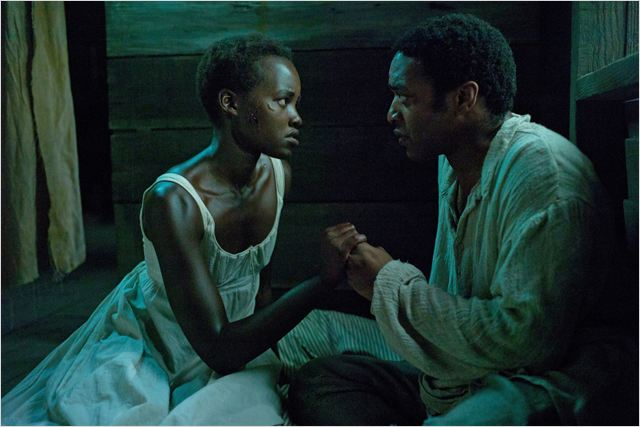 12 Years a Slave : Photo Chiwetel Ejiofor, Lupita Nyong'o