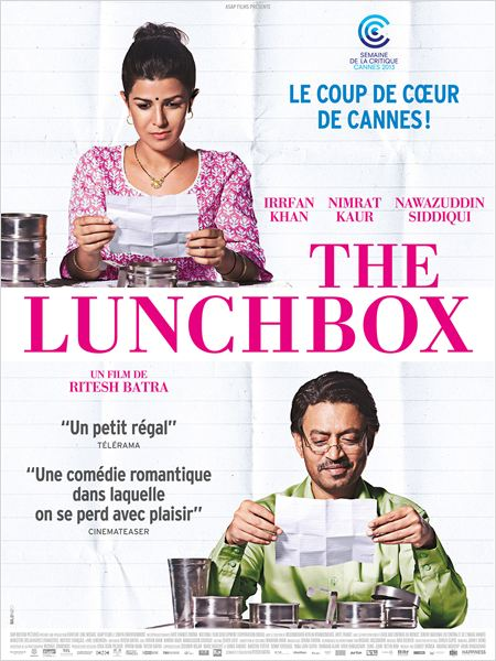 The Lunchbox : Affiche