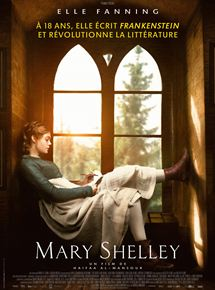 Bande-annonce Mary Shelley