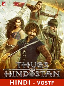 Bande-annonce Thugs of Hindostan - Hindi