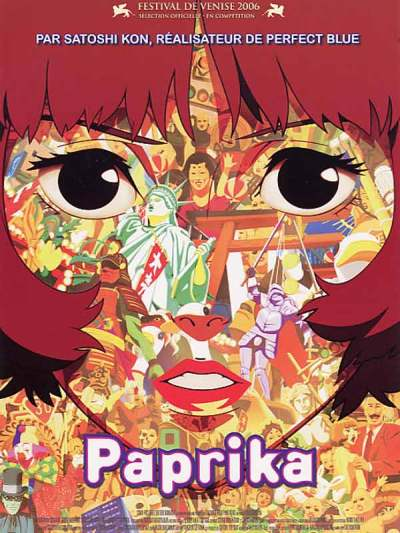 Paprika - film 2005 - AlloCiné