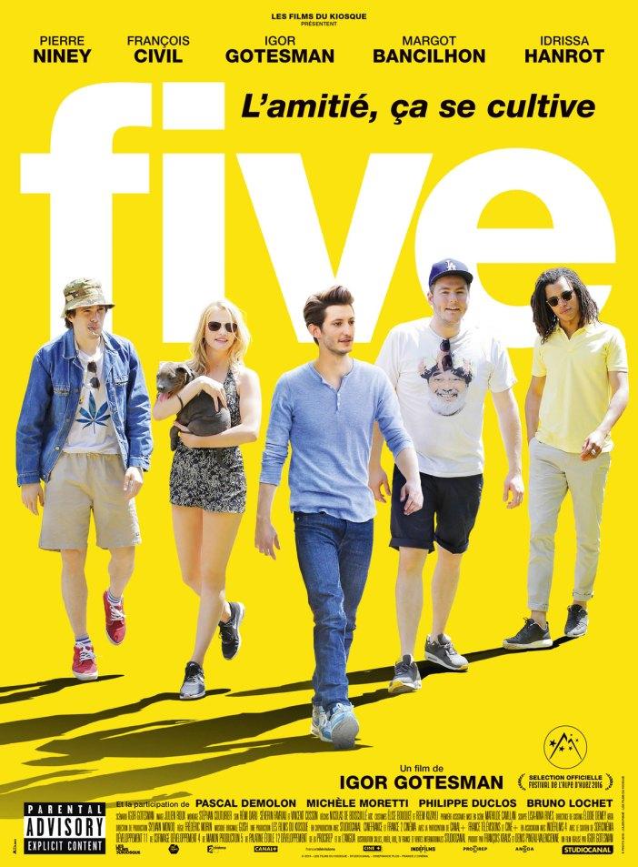 Chronique cinéma : Five