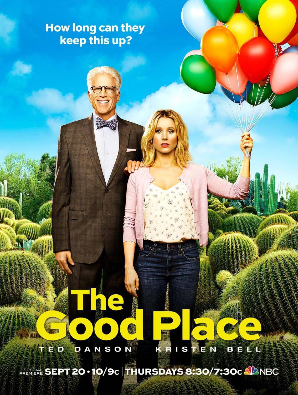 """Résultat de recherche d'images pour """"the good place saison 2"""""""