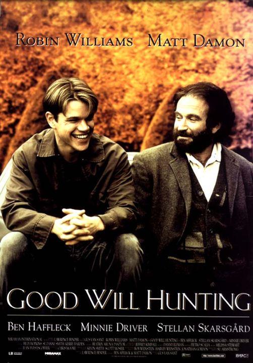 """Résultat de recherche d'images pour """"good will hunting affiche"""""""