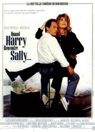 Quand Harry rencontre Sally : affiche Billy Crystal, Meg Ryan, Rob Reiner