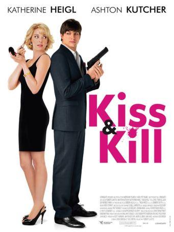 Kiss & Kill : Affiche