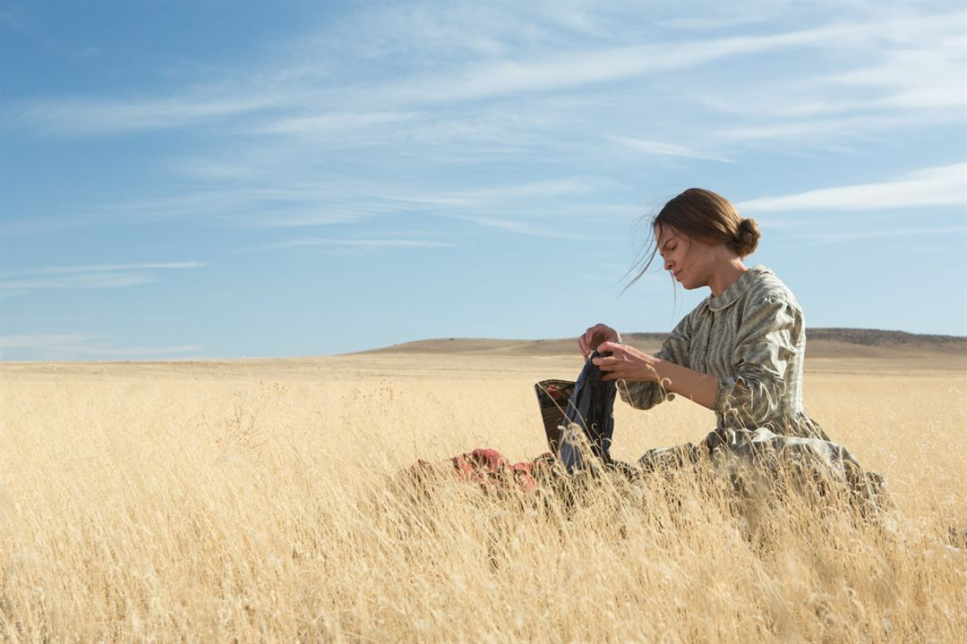 The Homesman : Photo Hilary Swank