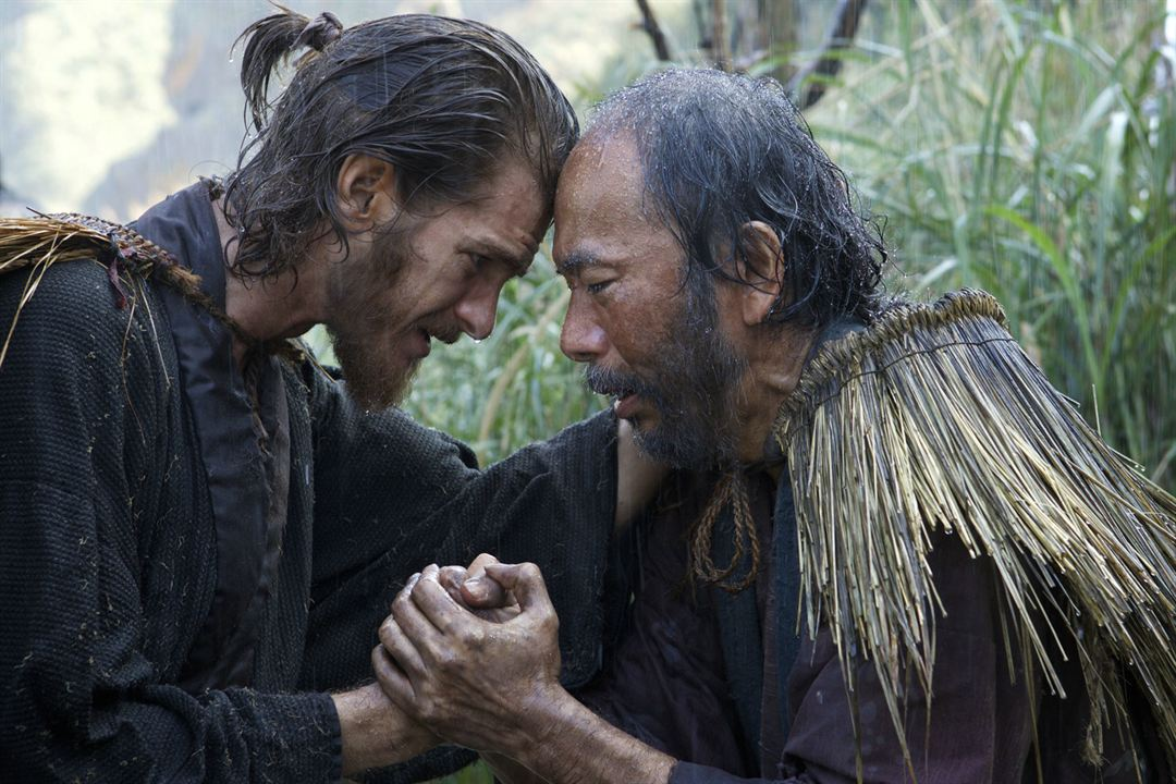 Silence : Photo Andrew Garfield, Shinya Tsukamoto