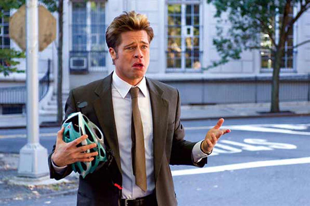Burn After Reading : Photo Brad Pitt