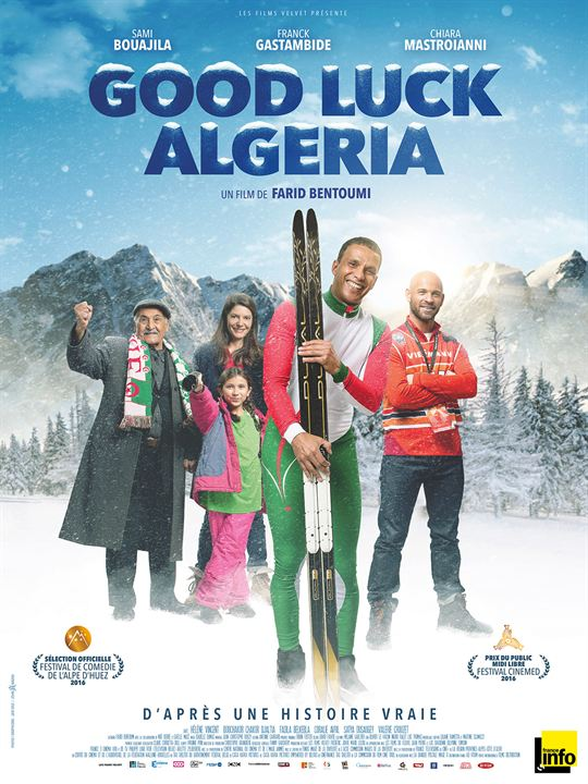Good Luck Algeria : Affiche