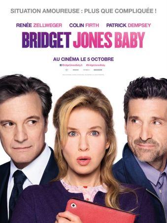 Bridget Jones Baby : Affiche