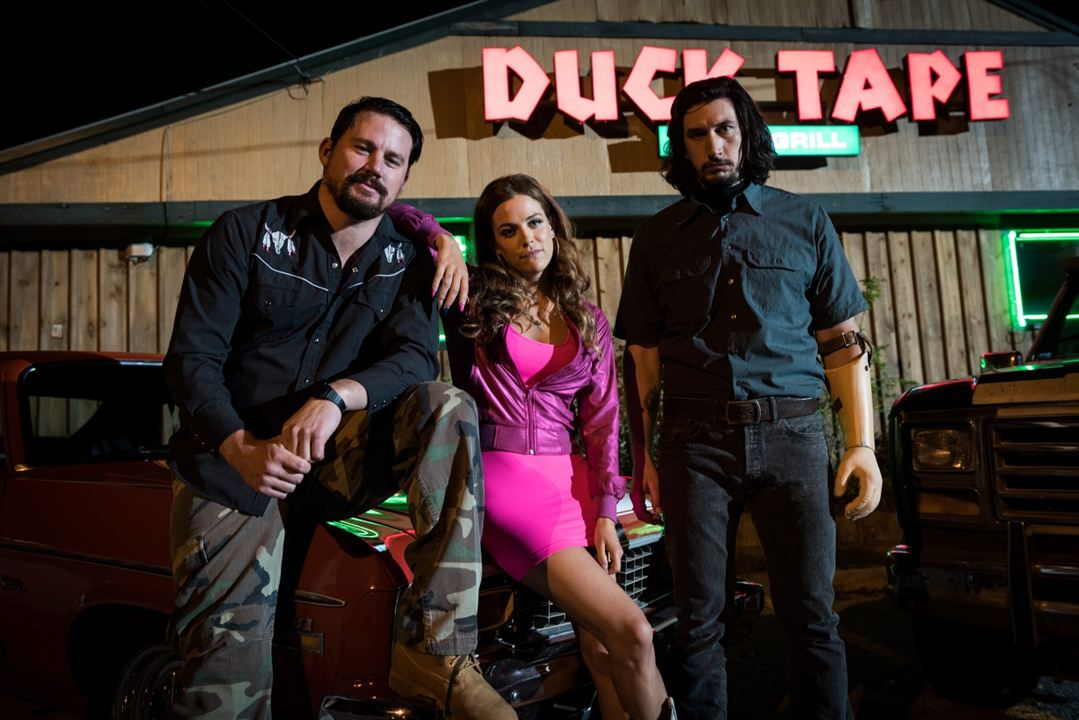 Logan Lucky : Photo Adam Driver, Channing Tatum, Riley Keough
