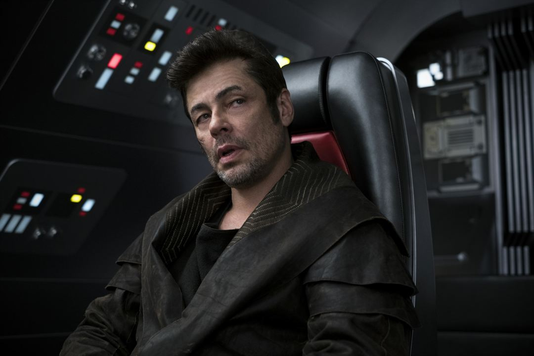 Star Wars - Les Derniers Jedi : Photo Benicio Del Toro