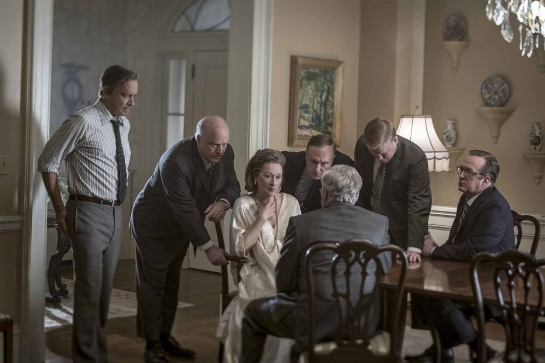 Pentagon Papers : Photo Meryl Streep, Tom Hanks