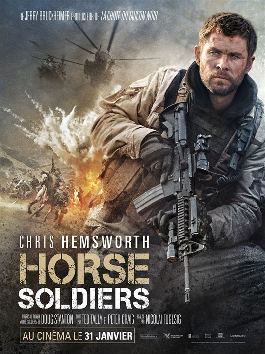 Horse Soldiers : Affiche