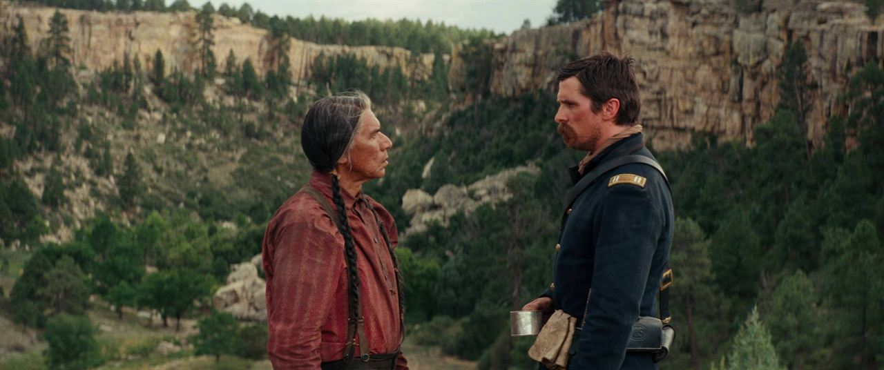 Hostiles : Photo Christian Bale, Wes Studi