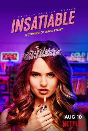 Insatiable : Affiche