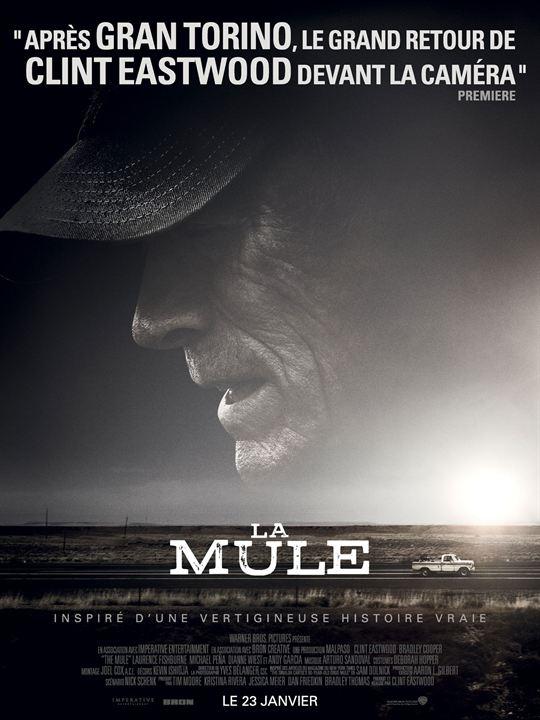 La Mule : Affiche