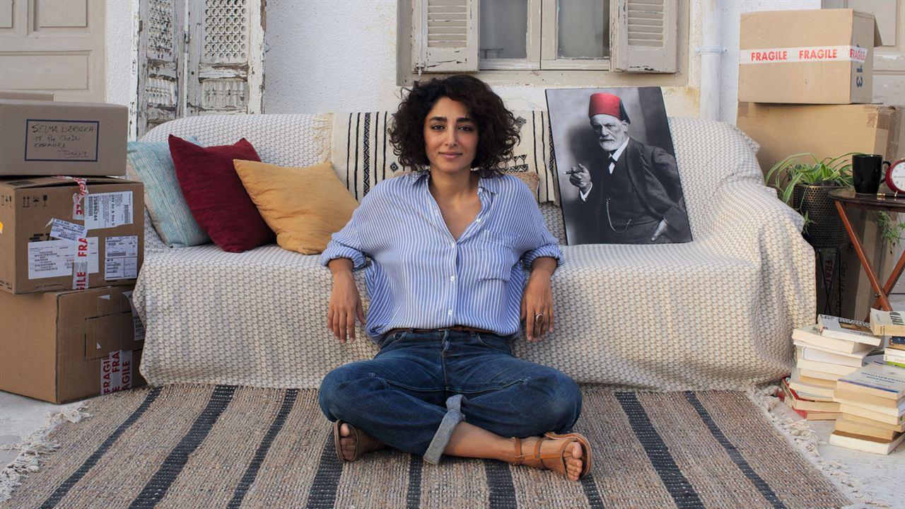 Un divan à Tunis : Photo Golshifteh Farahani