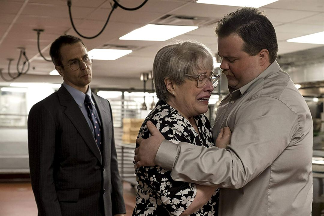 Le Cas Richard Jewell : Photo Kathy Bates, Paul Walter Hauser, Sam Rockwell