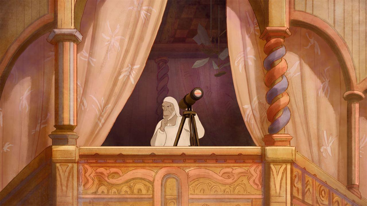 Le Voyage du Prince : Photo