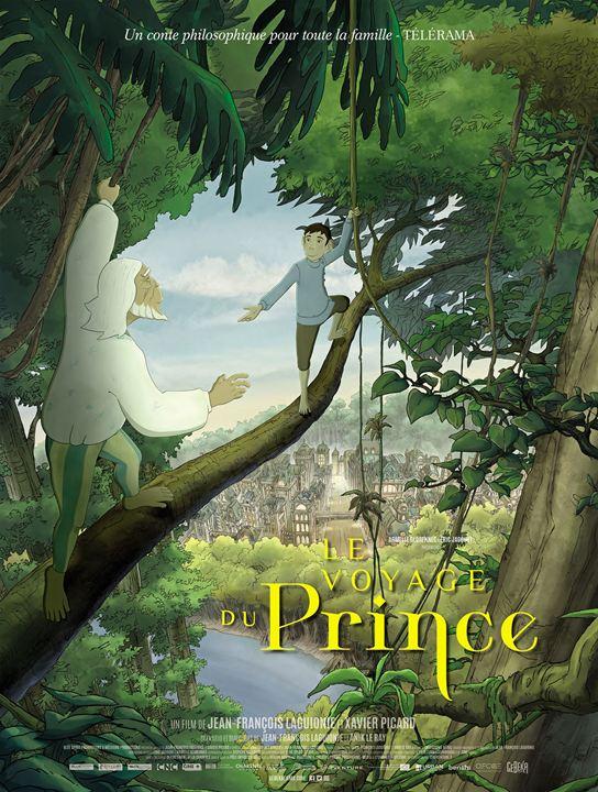 Le Voyage du Prince : Affiche
