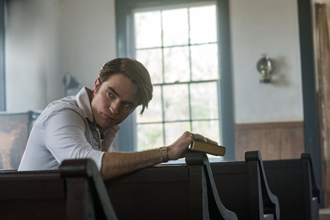 Le Diable, tout le temps : Photo Robert Pattinson