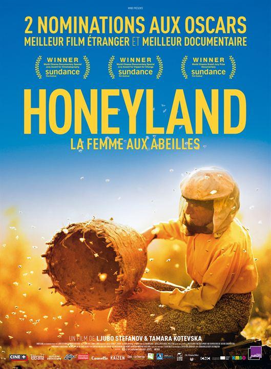 Honeyland : Affiche