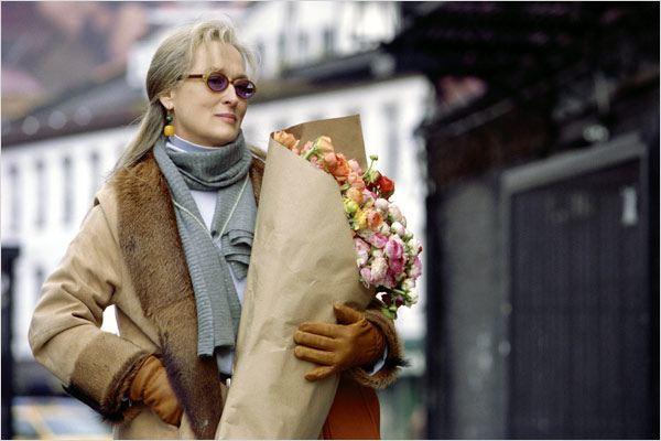 The Hours : Photo Meryl Streep, Stephen Daldry