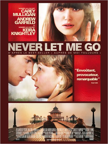 Affiche - never let me go