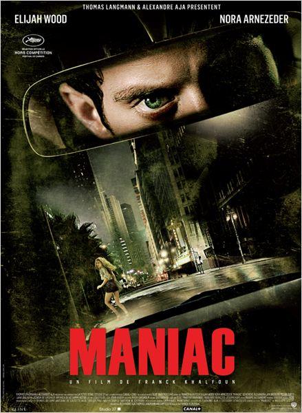 Maniac : Affiche