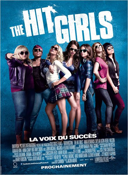 Affiche - The Hit Girls