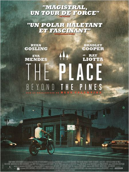 The Place Beyond the Pines : affiche