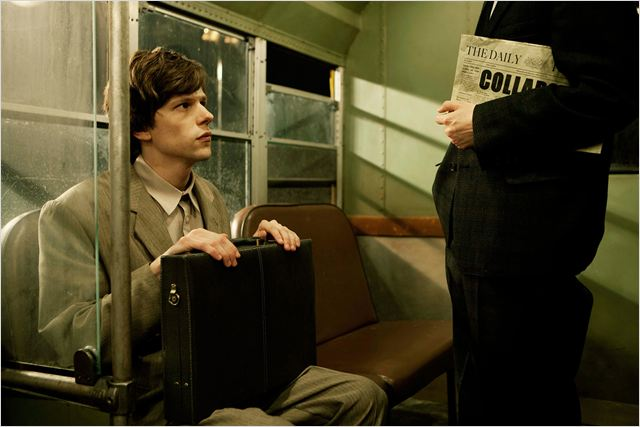 The Double : Photo Jesse Eisenberg