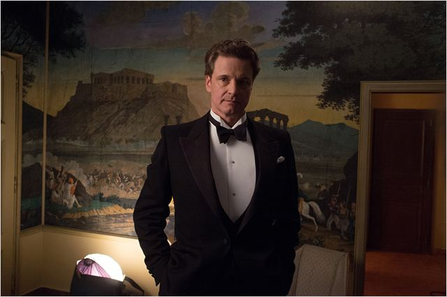 Magic in the Moonlight : Photo Colin Firth