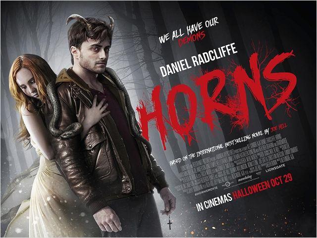 Horns : Affiche