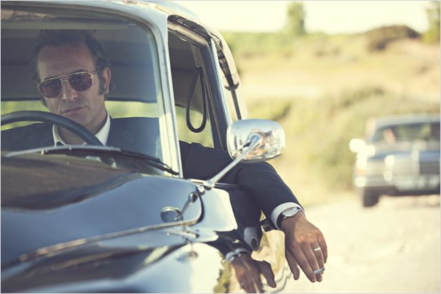 La French : Photo Jean Dujardin