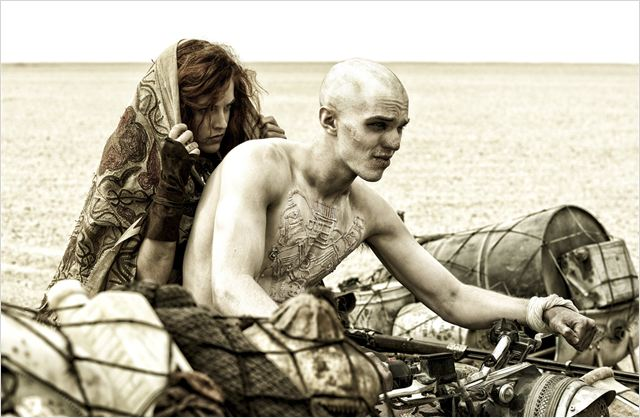 Mad Max: Fury Road : Photo Nicholas Hoult, Riley Keough
