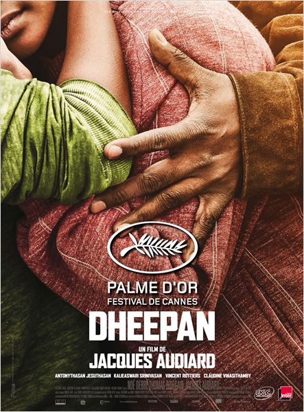 Dheepan : Affiche