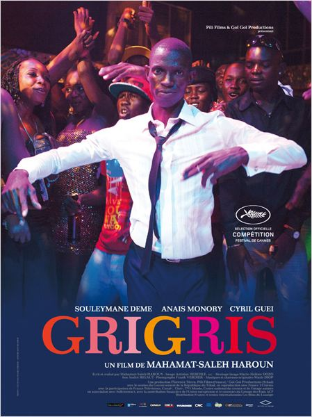 Grigris Cannes 2013