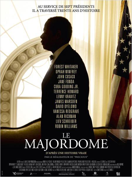 Le Majordome : Affiche