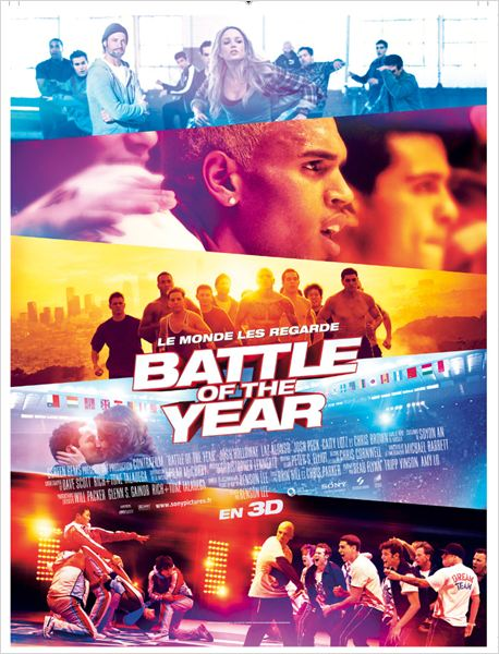Battle of the Year : Affiche