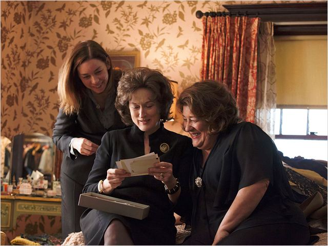 Un été à Osage County : Photo Julianne Nicholson, Margo Martindale, Meryl Streep